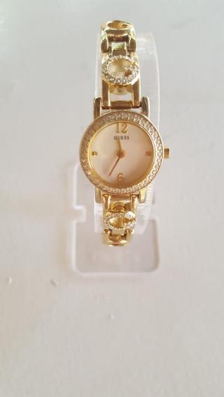 Relógio Feminino Original Guess G95462l Novo Nf
