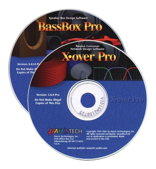 Bass Box Pro + Virtuix Cad. Acompanha Arquivo De Licença
