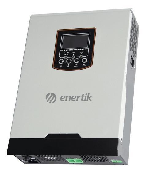 Inversor Cargador Senoidal 12v 220v 1000w Reg Solar Emporio