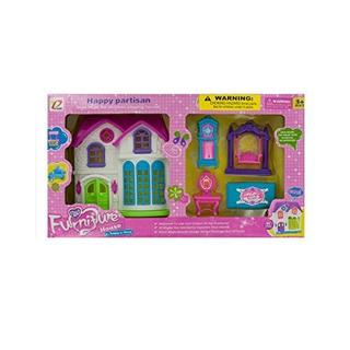 Kole Little House Playset
