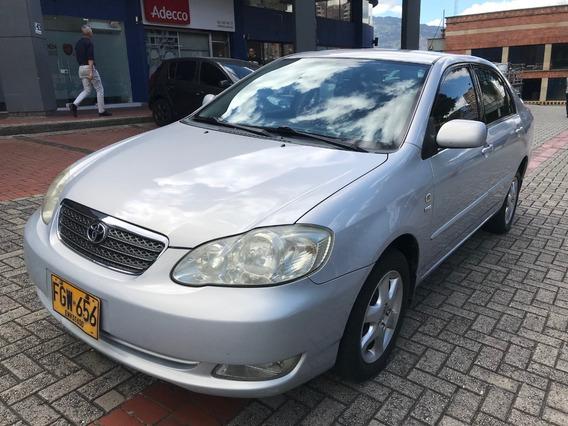 Toyota Corolla Gli 2008 Aut