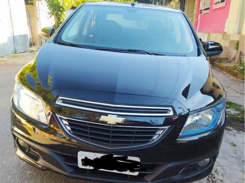 Imagem 1 de 12 de Chevrolet Prisma 1.4 Mpfi Lt 8v Flex 4p Manual