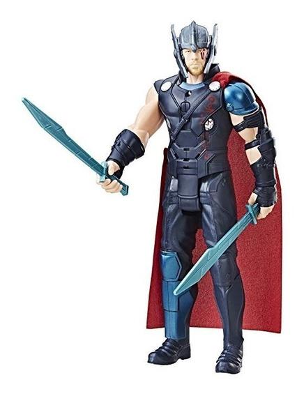 Marvel Thor Ragnarok Thor Figura Electrónica Sonidos 30 Cm