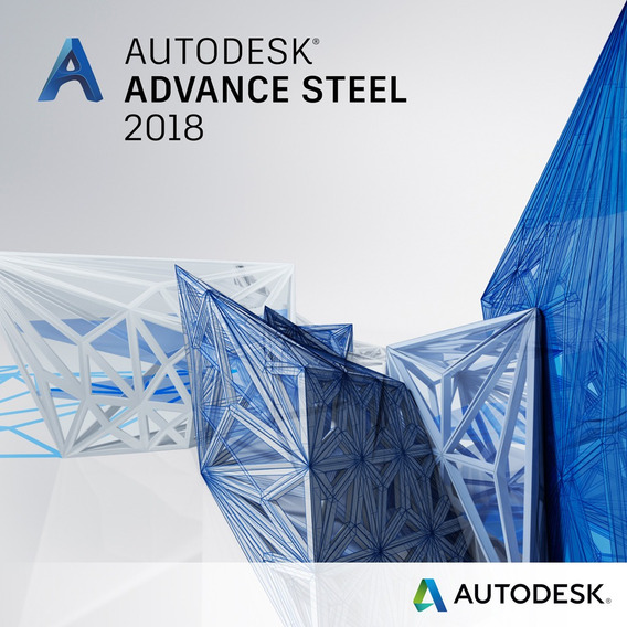 Autdesk Advance Steel 2018 64 Bit - Ingl E Port Receba Hoje