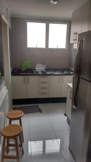 Apartamento Em São José, São Caetano Do Sul/sp De 56m² 2 Quartos À Venda Por R$ 270.000,00 - Ap305403
