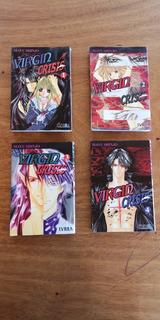 Manga Virgin Crisis - Colección Completa Ivrea