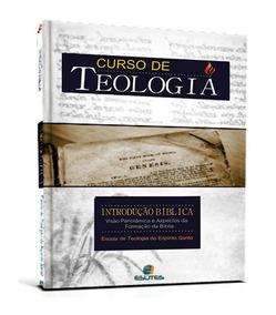 Livro Curso De Teologia