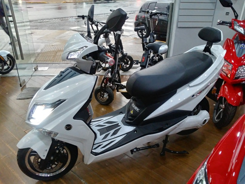 Sunra Hawk Moto Scooter Electrica 0 Km 3000 W Gel 2021 A