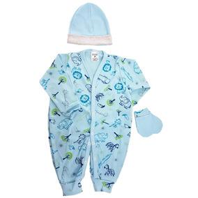 f14b862c6e Roupas De Bebe Menino - Conjuntos Azul celeste de Bebê no Mercado ...