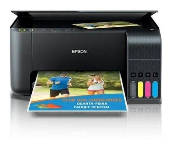 Multifuncional Epson Ecotank L3150 Wi-fi Bivolt
