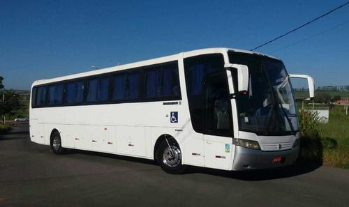Ônibus Volvo B7r 2001/2002