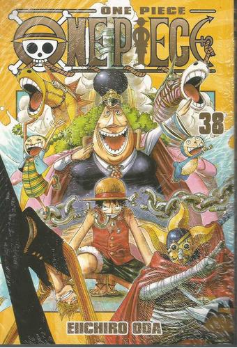 One Piece 38 - Panini - Bonellihq Cx113 I19