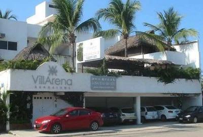 (crm-4510-2691) Cad Hotel Villarena, 8 Bungalows, Capacidad 32 Personas