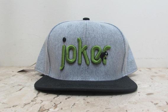 Boné Colors Joker - Cinza