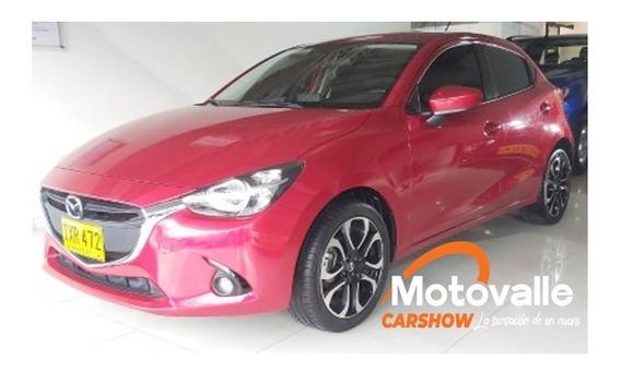Mazda 2 Touring Mecanico 2017