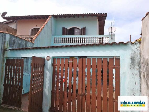 Sobrado Com 2 Dorms, Vila Anhanguera, Mongaguá, Cod: 828867 - A828867