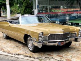 Cadillac Conversível Eldorado 1968