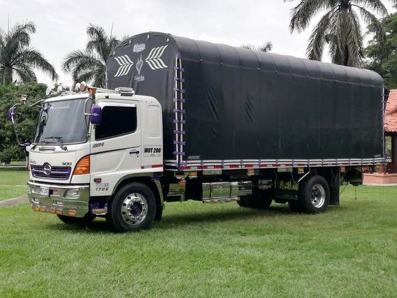 Hino Gh 500 Camión Estacas