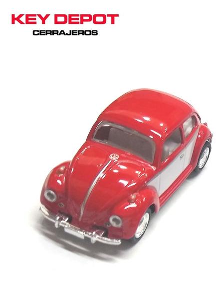Llavero Volkswagen Auto De Traccion