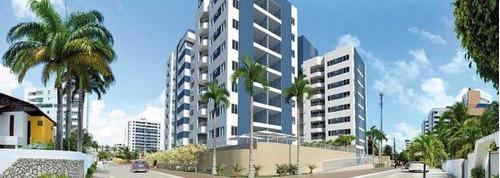 Apartamento À Venda, 67 M² Por R$ 390.000,00 - Jardim Oceania - João Pessoa/pb - Ap0011