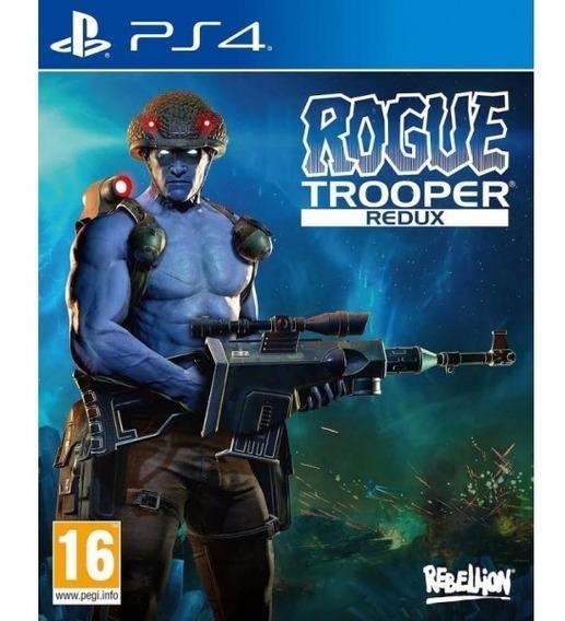 Rogue Trooper Redux Ps4 Midia Fisica