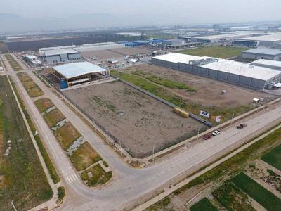 Terreno Industrial Cerrado, Sector El Montijo 1100