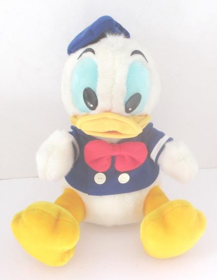 C8020 Pato Donald - Boneco Disney Original Em Pelúcia, Made