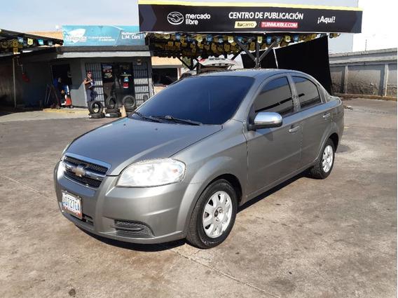 Chevrolet Aveo Automatico 2011