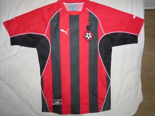 Nice França Camisa Original Puma Ano 2002