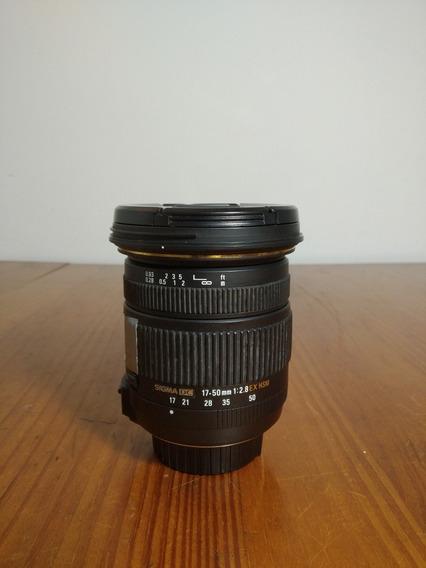 Sigma 17-50mm F/2.8 Nikon