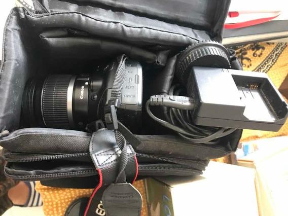 Câmera Fotográfica T3i