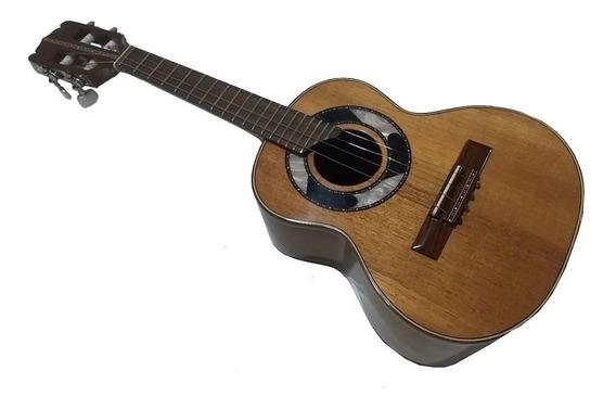 Cavaco Carlinhos Luthier N1 Imbuia/cedro Novo Com Garantia