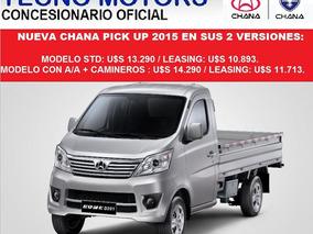 Chana Pick Up 0km, Tecno Motors Concesionario Y Servicio