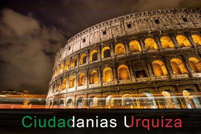 Ciudadanías Italianas Urquiza - Aprovechá La Cuarentena.