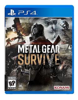 Metal Gear Survive Ps4 - S001