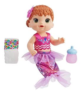 Muñeca Sirena Shimmer