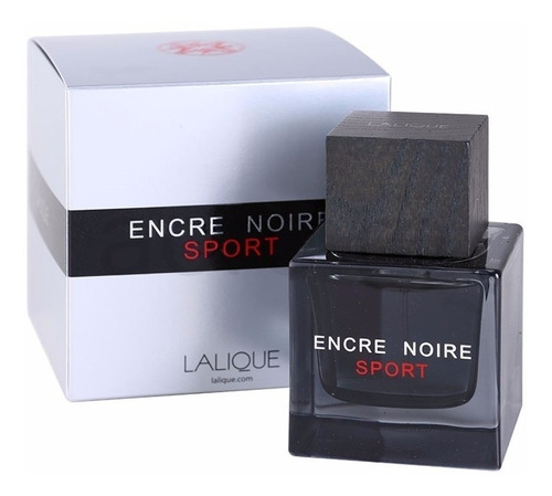 Perfume Locion Encre Noire Sport Laliqe - L a $1650