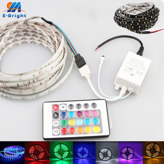 Luces Led Ultra Brillante, Con Control, Flexible/ Soy Tienda