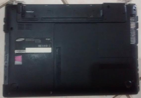 Carcaça Competa Base Samsung Rv411 Rv415 Rv420 Ba75-02993b