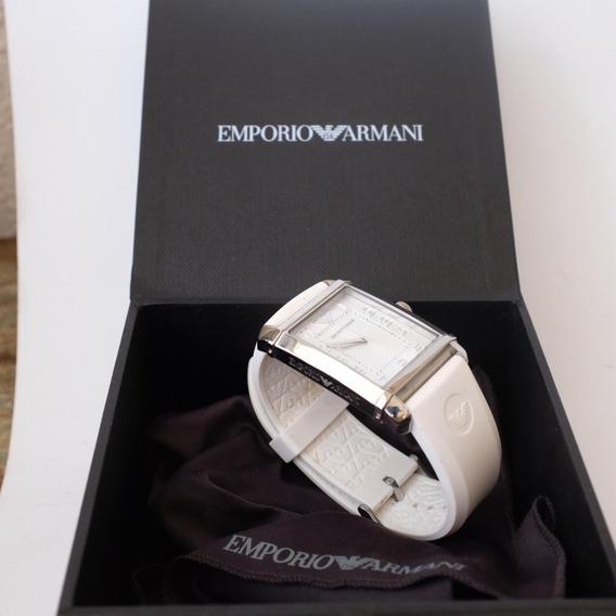 Relógio De Pulso Empório Armani Unissex Original Ar0498