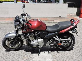 Suzuki Bandit 650 2008 Omi07b