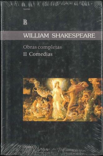 O Completas Tomo Ii. Comedias. Shakespeare - Losada