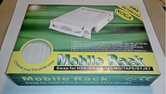Mobile Rack Noga (hard Disk/zip/ Extraible Con Llave Ide)