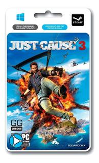 Just Cause 3 Pc 100% Original Steam