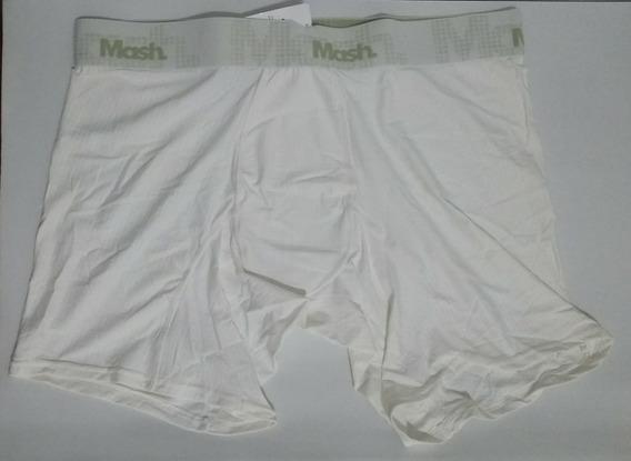 Cueca Mash Boxer Br00 140.03 Branca Masculina