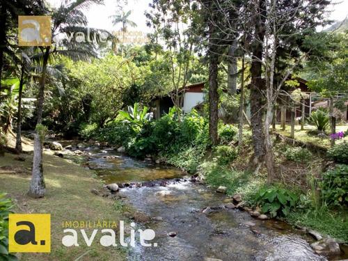 Sitio Localizado Na Região Rural De Blumenau - 6001007v
