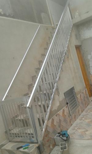 Esquadrias Em Alumínio E Vidro Temperado