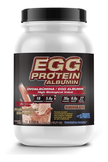 F&nt Egg Protein 1,750 Gr : Ovoalbúmina Clara De Huevo Fnt
