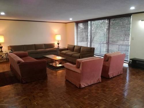 Departamento En Renta En Polanco, Miguel Hidalgo, Rah-mx-19-78