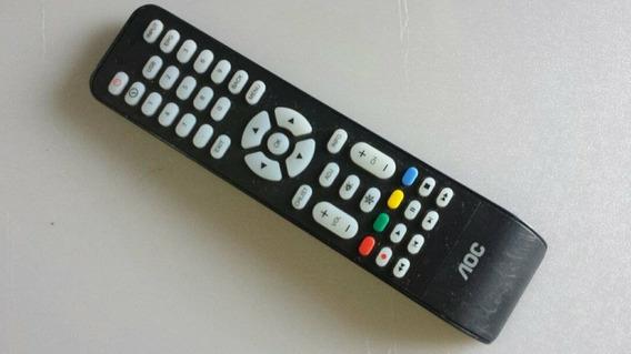 Controle Remoto Tv Aoc Le32h1461 Original